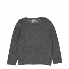 Pull Ditale Gris chiné