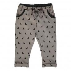 Jogger Oiseaux Gris