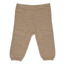 Pantalon Cachemire Sable