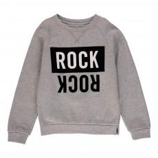 Sweat Rock Tommy Gris chiné
