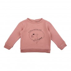 Sweat Chat Dodo Vieux Rose