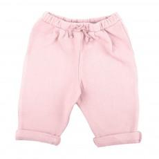 Pantalon Lien Taille Rose pâle