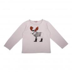 T-Shirt Elan Gris