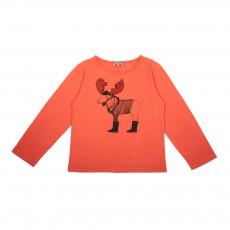 T-Shirt Elan Tangerine