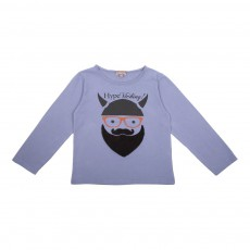 T-Shirt Viking Bleu gris