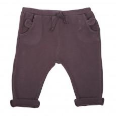 Pantalon Poches Oreilles  Gris foncé