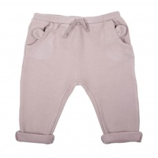 Pantalon Poches Oreilles  Gris