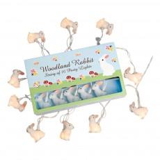 Guirlande lumineuse lapin prise EU
