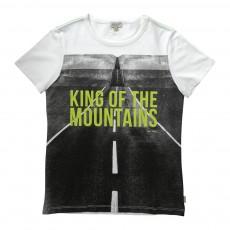 T-shirt Jumpingpound Blanc