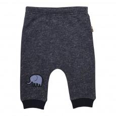 Jogger Elephant Joubert Bleu chiné