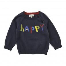 Pull Happy Julen Bleu nuit
