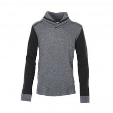 PullCol Châle Balboabo Gris anthracite