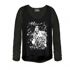 T-shirt Psychicgi Noir