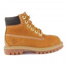 Boots Cuir Prenium Camel