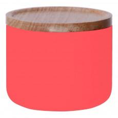 Boîte petit format Silk Corail