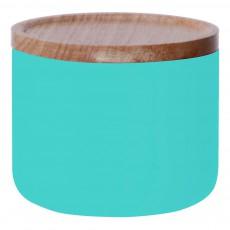 Boîte petit format Silk Vert d'eau