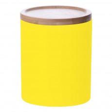 Boîte moyen format Silk Jaune