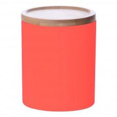 Boîte moyen format Silk Corail