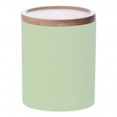 Boîte moyen format Silk Vert amande