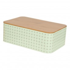 Boîte Tiles Vert amande