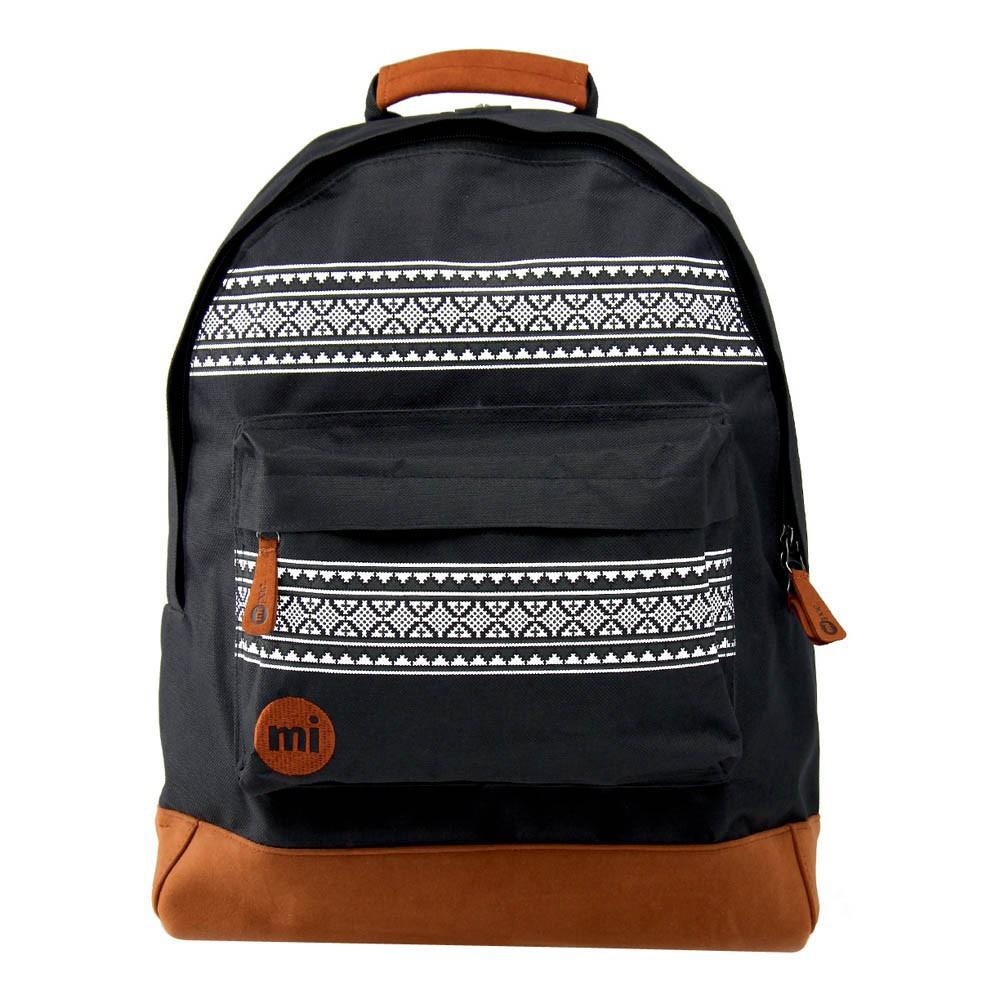 sac dos nordic noir mi pac mode ado gar on smallable. Black Bedroom Furniture Sets. Home Design Ideas