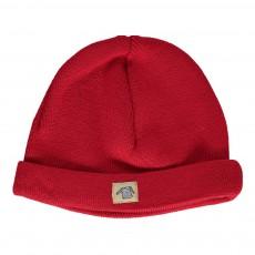 Bonnet Lanion Uni Rouge