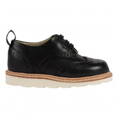Derbies Cuir Brando Noir