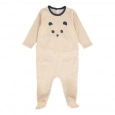 Pyjama Panda Beige