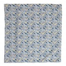 Foulard Liberty  Bleu
