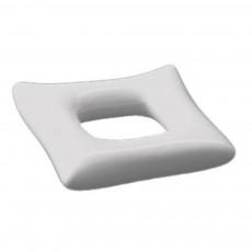 Coquetier Douillet en porcelaine Blanc