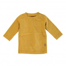 T-shirt Billy Coton Bio Ocre