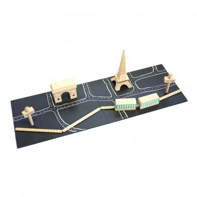Image du produit Jeu en bois aimanté Machi Paris