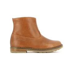 Bottines Sunrise Trip Camel