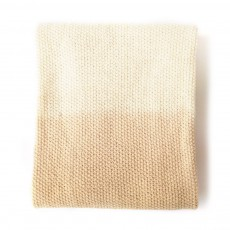 Couverture bébé Woli 50x80 cm Ocre