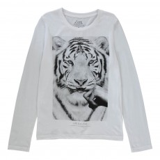 T-shirt Whitet ML Blanc
