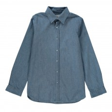 Chemise Chambray Denim