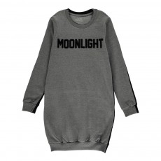 Robe Poches Moonlight Gris anthracite