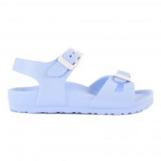 Sandales Rio Eva Bleu ciel