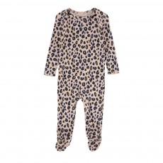 Pyjama Léopard Rufus Rose pâle