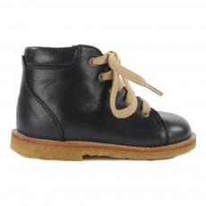 Chaussures Fourrées Premiers Pas Bleu marine