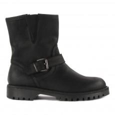 Boots Boucle Noir