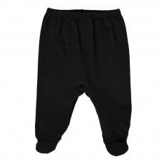 Pantalon Pieds Forbice Gris anthracite