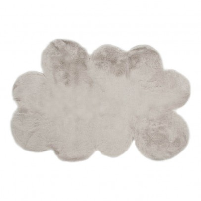 tapis nuage gris clair pilepoil d coration smallable. Black Bedroom Furniture Sets. Home Design Ideas