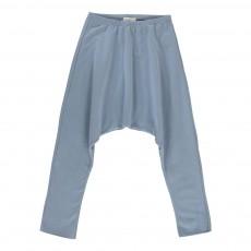 Sarouel Jersey Plastron Bleu