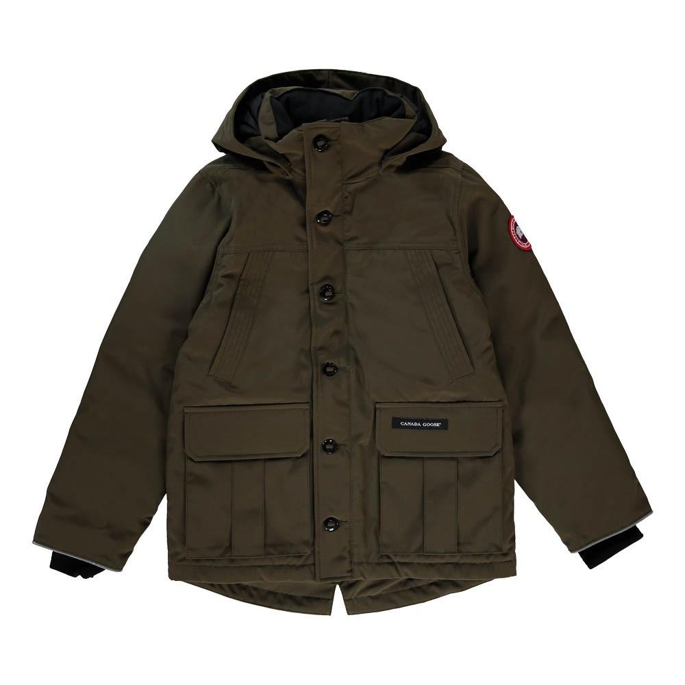 Canada Goose toronto outlet authentic - Canada Goose Vernon down jacket Khaki - Teen Fashion - Smallable