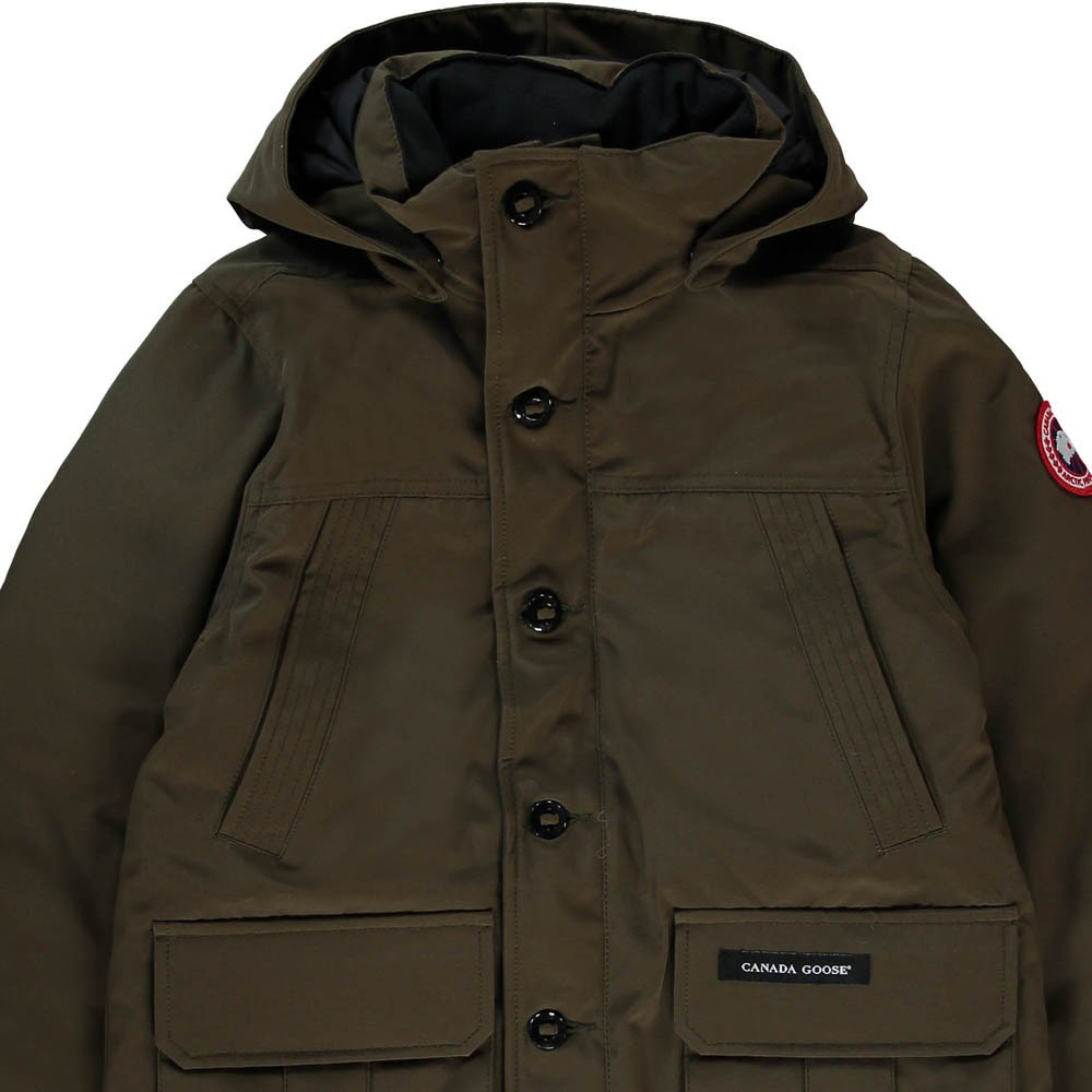 Canada Goose down online 2016 - Canada Goose Vernon down jacket Khaki - Teen Fashion - Smallable