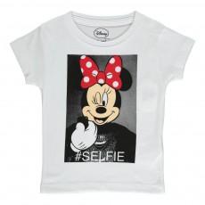 T-shirt Selmie Blanc
