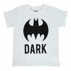 T-shirt Knight Blanc