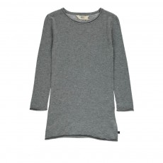 Robe Maille Miley Gris chiné