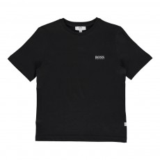 T-shirt Basic Col rond Noir